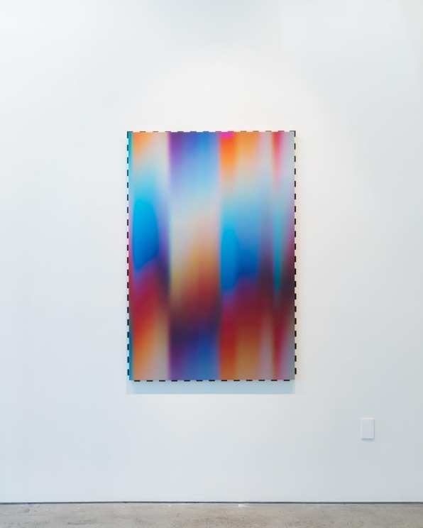 "Felipe Pantone ""subtractivevariability"" at Joshua Liner Gallery NYC"